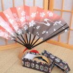 新品-传统日式扇子