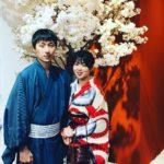 来自日本韩国的情侣