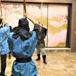 奈良和服出租店「和+奈良」的娱乐剧场,现在推出了武士•忍者的杀阵体验方案!