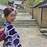 Yukata Rental For Summer!!