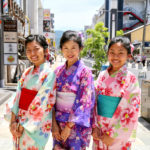 This year's yukata(summer kimono) rental has started!