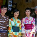 A family from Taiwan