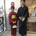 Yukata rental during Nara Tokae Festival has finished well!