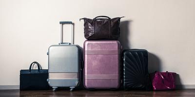 お手荷物のお預りサービスもあるのでご利用できます。