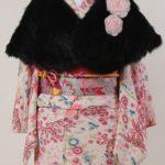 正絹和服-15