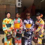 日本人及斯里蘭卡的客人