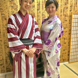 日本人のお客様