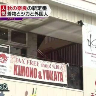 奈良観光についてメディアにて取材していただきました✨