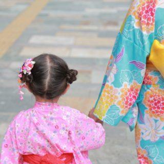 浴衣で夏の奈良を散策👘🍶🌸